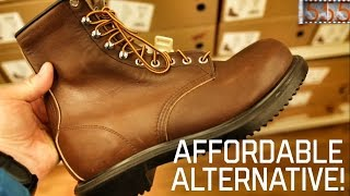 Red Wing Work Boots: Affordable Quality