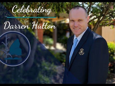 Celebrating Mr Darren Hutton