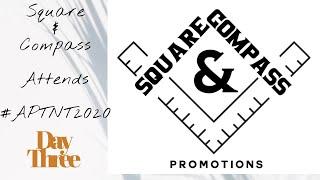 #SquareandCompass #APTNT2020 Video 3