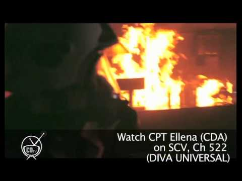 CPT Ellena Featured on Diva Universal (SCV, CH 522)