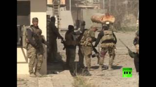 الجيش العراقي يواصل توغله غرب الموصل بعد استعادة المطار الدولي في المدينة