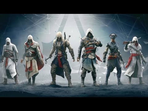 Top 5 Assassin's Creed game list in Malayalam | #Top5ListMalayalam-1 | Gaming Xtrends