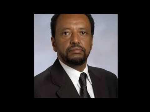 Dr  Assefa Jalata talking to Finfinnee Radio