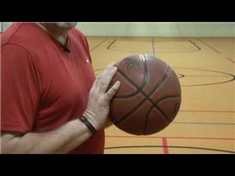 Basketball Training : Steps for Shooting a Basketball