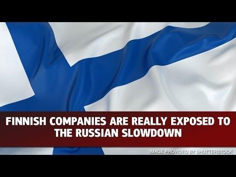 Finland Growth Slump Continues