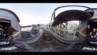 official black ops iii shadows of evil the ride 360 roller coaster experience