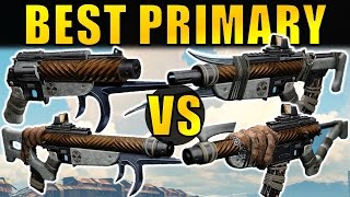 Destiny: BEST IRON BANNER PRIMARY! | Rise of Iron