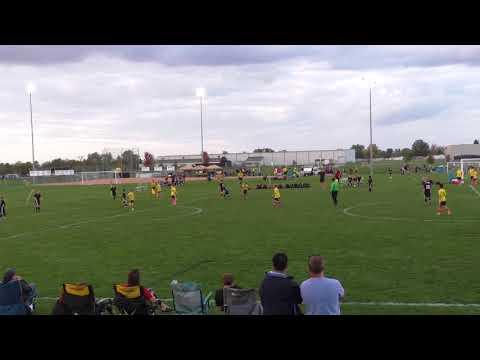 CRSA Soccer U12B vs FC PEORIA NAVY IL