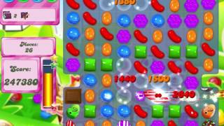 Candy Crush Saga Level 464 Collect all orders!