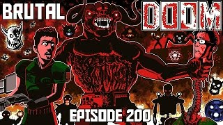 BRUTAL DOOM - James & Mike Mondays Episode 200