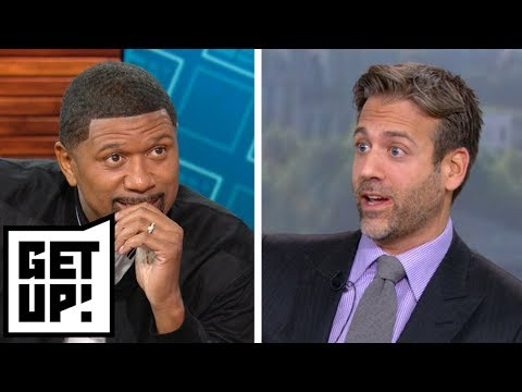 download Jalen reacts to Max saying Kevin Durant won't be a top 5 player in NBA next year | Get Up! | ESPN