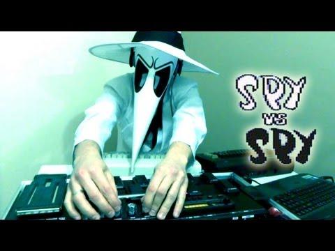 SPY vs. SPY (1984) - 🎹 C64 LIVE REMIX [LukHash]