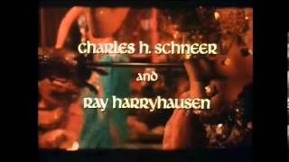 Sinbad and the eye of the Tiger movie trailer 1977