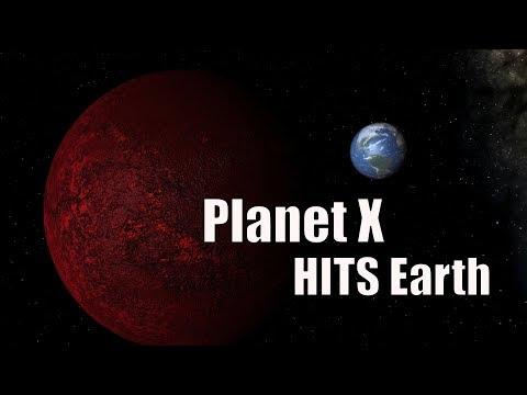 PlanetX Collides With Earth: Universe Sandbox 2 Workshop