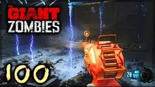The Giant Round 100 Attempt No Perkaholic (Black ops III)