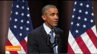 President Barack Obama: Tax Cuts for Top 1 Percent are Hard to Swallow