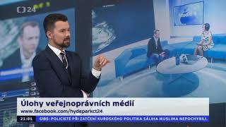 Česka televize, pravda do očí  o vyváženosti vysílání České televize