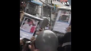 缅甸民众悼念在安全部队镇压中死亡的抗议者 - YouTube