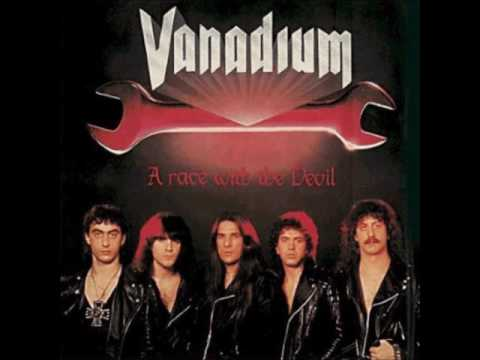 Vanadium- A Race with the Devil (Full Album, 1983)