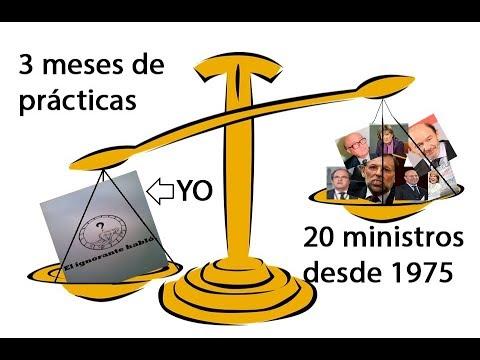 Curr culum ministros de educaci n de espa a desde 1975 for Ministros de espana