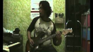 Edane - Kau Pikir Kaulah Segalanya (Guitar Cover)