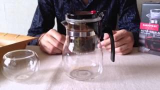 Как работает чайник Гунфу?(, 2015-04-21T21:33:34.000Z)