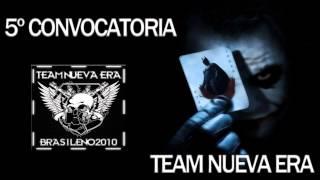 5º Convocatoria Team Nueva Era