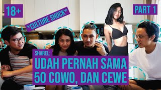 Model B*gil Curhat Tentang Body Count & Open Relationship | #7 Sharel (ft. Nabil)