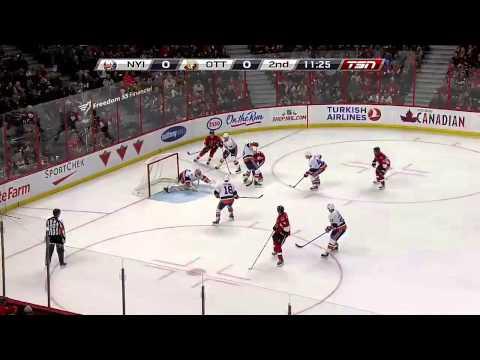 New York Islanders vs. Ottawa Senators 04.12.2014