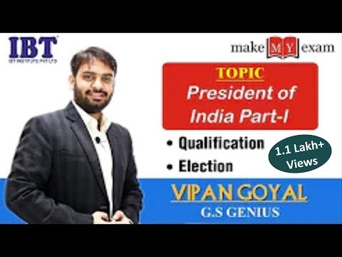 Vice President of India (Qualification, Election & Powers)