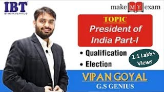 Vice President India Qualification Election Powers