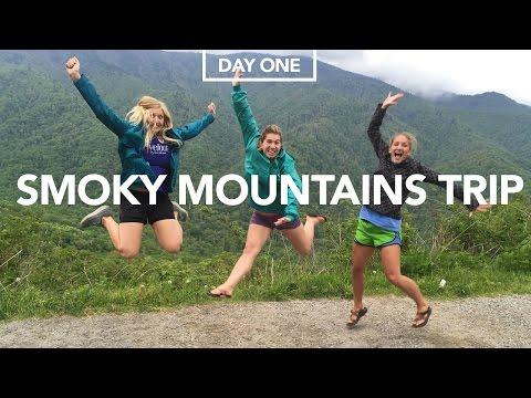 AWESOME SMOKY MOUNTAINS ROAD TRIP