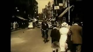 Dublin City Vintage Footage Scenes  1930