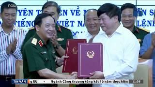 VOV ký kết hợp tác với Bộ Tư lệnh Quân khu 2