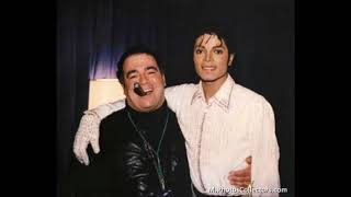 "1988 September 22 BAD world Tour Pittsburg It is declared ""Frank Dileo Day"""