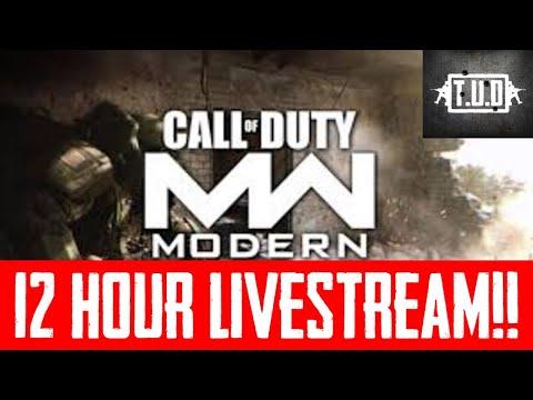Modern Warfare Livestream! Cross Platform Chaos