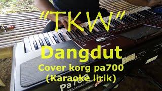 DANGDUT NYUSS // TKW // KARAOKE