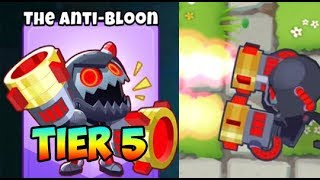 Bloons TD 6 - THE ANTI BLOON - 5TH TIER SUPER MONKEY