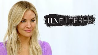 Why Bachelor Alum Becca Tilley Won't Talk About Her Love Life | Unfiltered