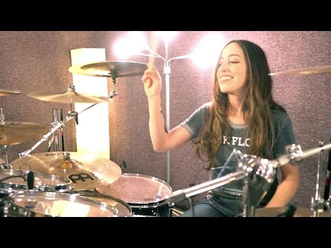 Slash - World on Fire (Feat. Myles Kennedy And The Conspirators)  - Drum Cover by Meytal Cohen
