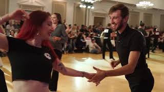 West Coast Swing | Jakub Jakoubek + Larisa Tingle Schubert | Champions Strictly Prelim Summer Hummer