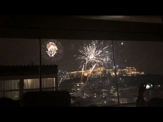 NYE Party on AthenStyle Rooftop Bar
