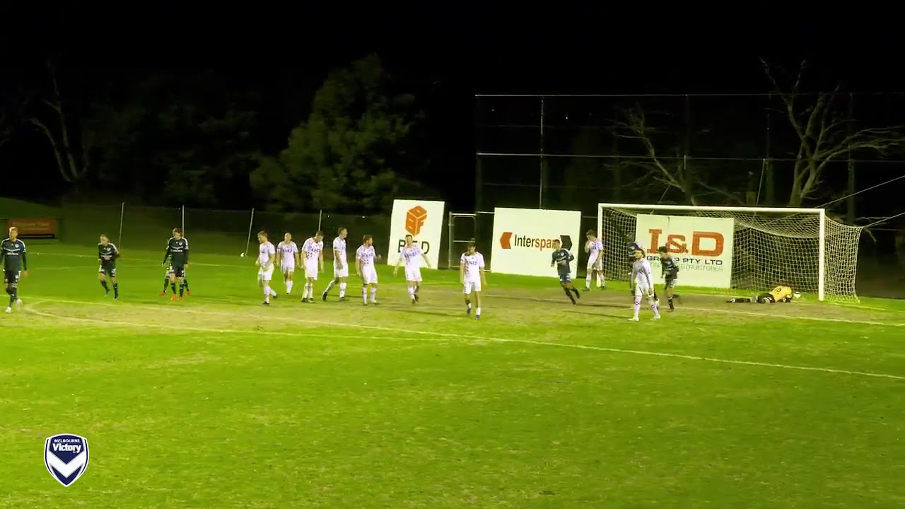 Highlights: Dandenong City v Melbourne Victory