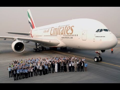 Best Documentary || The World's Largest Airlines Emirates Airlines Dubai