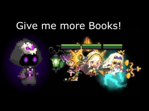 CQ: Challenge 7 Hidden (Genevie,Beatrice,Sword Maiden)