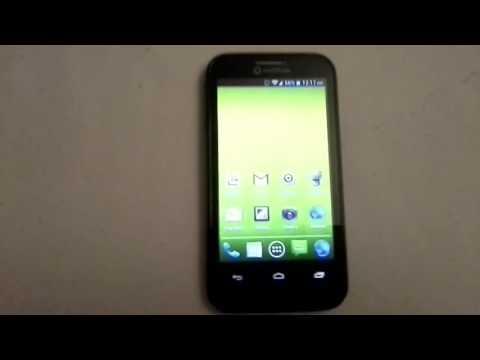 Vodafone Smart III 975 - How To Enter Safe Mode
