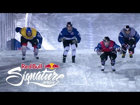 Red Bull Signature Series - Crashed Ice St Paul 2012 FULL TV EPISODE 1