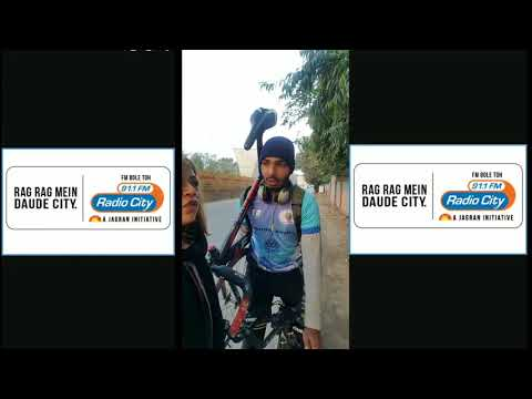 A passion  and courage to chase your Dream - Radio City Jaipur