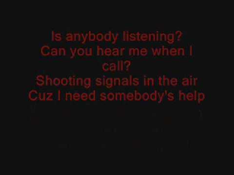 Good Charlotte SOS lyrics