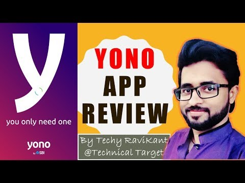 SBI YONO App Review || One app for All work of banking || working without internet banking also